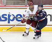 Blake Bolden (BC - 10), Kelly Horan (UConn - 21) - The Boston College Eagles defeated the visiting University of Connecticut Huskies 3-0 on Sunday, October 31, 2010, at Conte Forum in Chestnut Hill, Massachusetts.