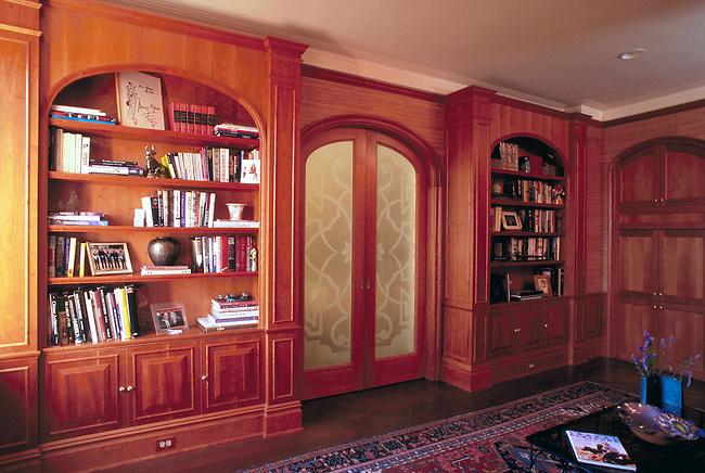 Living room, Residence, New York City