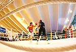 07.06.2011, Stanglwirt, Going, AUT, Wladimir Klitschko, Training, im Bild Wladimir Klitschko im Ring mit Sparring Partner. EXPA Pictures © 2010, PhotoCredit: EXPA/ J. Groder