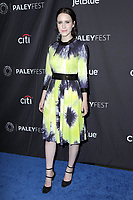 """LOS ANGELES - MAR 15:  Rachel Brosnahan at the PaleyFest - """"The Marvelous Mrs. Maisel"""" at the Dolby Theater on March 15, 2019 in Los Angeles, CA"""