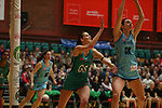 Vitality Super League<br /> Celtic Dragons v Surrey Storm<br /> 09.04.16<br /> ©Steve Pope - Sportingwales