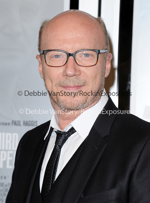 """Paul Haggis attends The Sony Picture Classics LA Premiere of """"THIRD PERSON"""" held at The Pickford Center for Motion Picture Studio / Linwood Dunn Theatrein Hollywood, California on June 09,2014                                                                               © 2014 Hollywood Press Agency"""