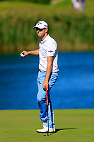 Stuart Manley (WAL) during the second round of the Lyoness Open powered by Organic+ played at Diamond Country Club, Atzenbrugg, Austria. 8-11 June 2017.<br /> 09/06/2017.<br /> Picture: Golffile | Phil Inglis<br /> <br /> <br /> All photo usage must carry mandatory copyright credit (&copy; Golffile | Phil Inglis)