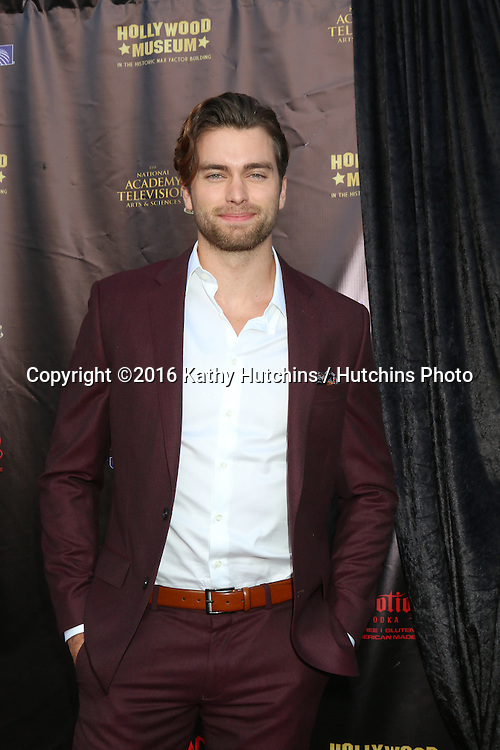LOS ANGELES - APR 27:  Pierson Fode at the 2016 Daytime EMMY Awards Nominees Reception at the Hollywood Museum on April 27, 2016 in Los Angeles, CA