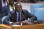 Mali<br /> <br /> 1.         Adoption of the agenda<br />  <br /> 2.         Maintenance of international peace and security<br />  <br /> Report of the Secretary-General pursuant to Security Council resolution<br /> 2240 (2015) (S/2016/766)