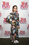 Cristin Milioti attends the Broadway Opening Night Performance of 'War Paint' at the Nederlander Theatre on April 6, 2017 in New York City
