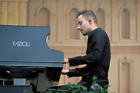 LONDON, ENGLAND - SEPTEMBER 9: Peter Bence performing at BBC Proms in The Park, Hyde Park on September 9, 2017 in London, England.<br /> CAP/MAR<br /> &copy;MAR/Capital Pictures