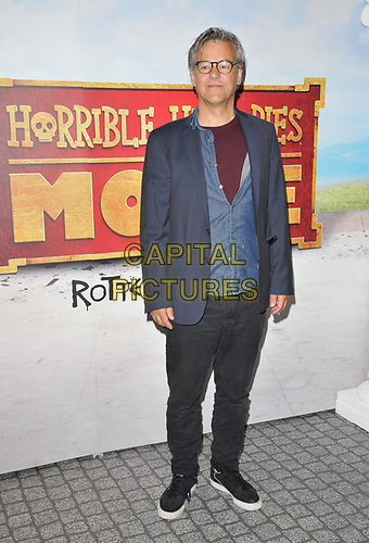 """Rupert Graves at the """"Horrible Histories: The Movie - Rotten Romans"""" world film premiere, Odeon Luxe Leicester Square, Leicester Square, London, England, UK, on Sunday 07th July 2019.<br /> CAP/CAN<br /> ©CAN/Capital Pictures"""