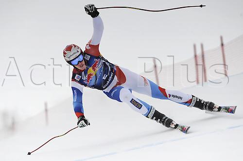 17 01 2012 FIS Ski downhill World Cup for men  in Kitzbuehel Austria Marc Gisin SUI