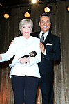 BEVERLY HILLS - JUN 12: Florence Henderson, George Pennacchio at The Actors Fund's 20th Annual Tony Awards Viewing Party at the Beverly Hilton Hotel on June 12, 2016 in Beverly Hills, California