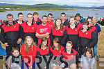 Fossa R.C. who were competing in the All Ireland Rowing Championships in Waterville at the Weekend, pictured here, front l-r; Shanon Tangney, Liz Doyle, Aoife Coffey, Lorna Doherty, Aoife Giles, back l-r; Pat Talbot, John Griffin, Brian Coffey, Michael Sheehan, Kieran Coffey, John Orman, Chloe Tangney, Mark Dennehy & Noreen Griffin, John Looney, Ro?isi?n Giles, Ciara O'Donoghue & Kathleen Giles.