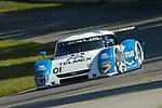 20 June 2008: The TELMEX Lexus Riley driven by Scott Pruett (USA) and Memo Rojas (MEX) at the 2008 Rolex Sports Car Series Emco Gears Classic, Mid-Ohio Sports Car Course, Lexington, Ohio, USA.