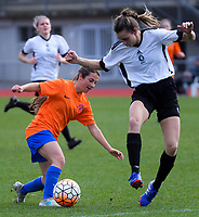 180715 Capital Women's Premier League Football - Wellington United v Brooklyn Northern United