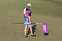 Ernie Els (RSA) in action during the second round of the Commercial Bank Qatar Masters played at Doha Golf Club, Doha, Qatar. 22 - 25th January 2014 (Picture Credit / Phil Inglis)