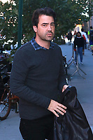 NEW YORK, NY - OCTOBER 17: Ron Livingston at AOL BUILD on October 17, 2017 in New York City. Credit: Diego Corredor/MediaPunch /NortePhoto.com