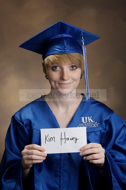 Haney, Kim photographed during the Feb/Mar, 2013, Grad Salute in Lexington, Ky.