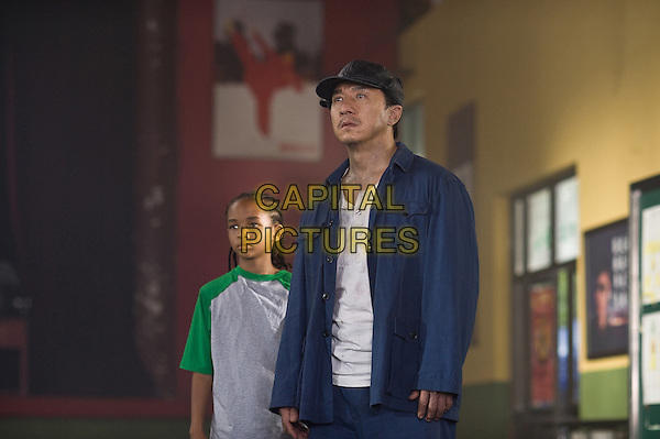 JADEN SMITH & JACKIE CHAN.in The Karate Kid (2010).*Filmstill - Editorial Use Only*.CAP/FB.Supplied by Capital Pictures.