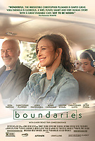 BOUNDARIES (2018)<br /> POSTER<br /> *Filmstill - Editorial Use Only*<br /> CAP/FB<br /> Image supplied by Capital Pictures