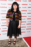 Jessica Ellis at the Inside Soap Awards 2017 held at the Hippodrome, Leicester Square, London, UK. <br /> 06 November  2017<br /> Picture: Steve Vas/Featureflash/SilverHub 0208 004 5359 sales@silverhubmedia.com