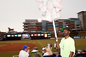 April 5, 2012. Durham, NC.. Opening night 2012 of the Durham Bulls.