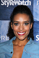 Annie Ilonzeh<br /> People Stylewatch Hosts Hollywood Denim Party, The Line, Los Angeles, CA 09-18-14<br /> David Edwards/DailyCeleb.com 818-249-4998