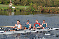 341 MHD .Reading Rowing Club Small Boats Head 2011. Tilehurst to Caversham 3,300m downstream. Sunday 16.10.2011