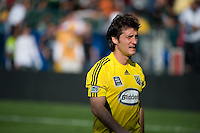 Guillermo Barros Schelotto during MLS Cup 2008. Columbus Crew defeated the New York Red Bulls, 3-1, Sunday, November 23, 2008. Photo by John Todd/isiphotos.com