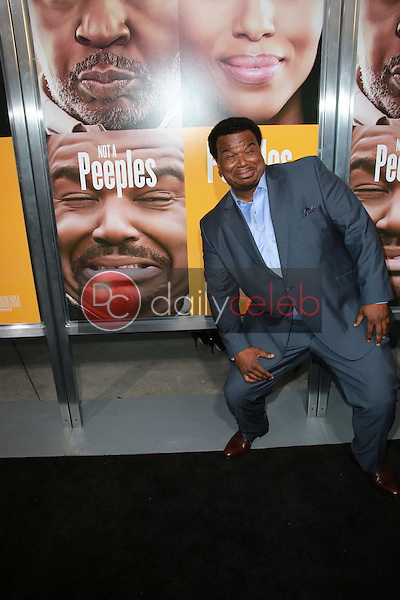 "Craig Robinson<br /> at the ""Peeples"" World Premiere, Arclight, Hollywood, CA 05-08-13<br /> David Edwards/Dailyceleb.com 818-249-4998"