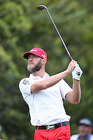 February 22, 2015: Graham DeLaet during the final round of the Northern Trust Open. Played at Riviera Country Club, Pacific Palisades, CA.