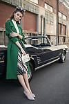 Sunday Mail , Fashion with Mirella . Bay to Birdwood Inspired Fashions , at Pt Adelaide Photo: Nick Clayton