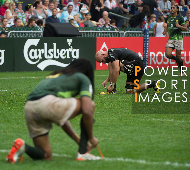The Social Media During HSBC Hong Kong Rugby Sevens 2016 on 10 April 2016 at Hong Kong Stadium in Hong Kong, China. Photo by Kitmin Lee / Power Sport Images