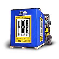 Ad for Door to Door Stage