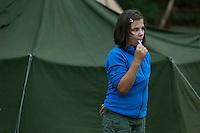 20140805 Vilda-l&auml;ger p&aring; Kragen&auml;s. Foto f&ouml;r Scoutshop.se<br /> scout, borsta t&auml;nder, t&auml;lt, l&auml;gerby