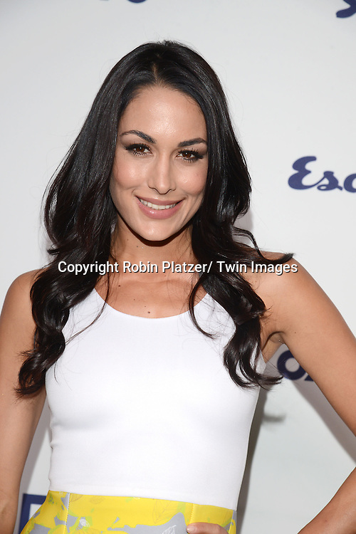 Brie Bella of &quot; Total Divas&quot; attends the NBCUniversal Cable Entertainment Upfront <br /> on May 15, 2014 at The Javits Center North Hall in New York City, New York, USA.