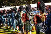 Drummers & Pipers Braemar Gathering