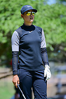 Michelle Wie (USA) looks over her tee shot on 2 during round 4 of  the Volunteers of America Texas Shootout Presented by JTBC, at the Las Colinas Country Club in Irving, Texas, USA. 4/30/2017.<br /> Picture: Golffile | Ken Murray<br /> <br /> <br /> All photo usage must carry mandatory copyright credit (&copy; Golffile | Ken Murray)