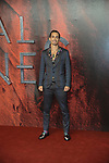 Robert Sheehan  at  the World Premiere of Mortal Engines, Leicester Square, London