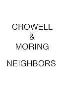 Crowell & Moring Neighbors