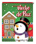 Dreams, CHRISTMAS SANTA, SNOWMAN, WEIHNACHTSMÄNNER, SCHNEEMÄNNER, PAPÁ NOEL, MUÑECOS DE NIEVE, paintings+++++,MEDAGBX53/2,#X#