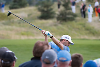 Sergio Garcia (ESP) in action on the 12th hole during the final round at the KLM Open, The International, Amsterdam, Badhoevedorp, Netherlands. 15/09/19.<br /> Picture Stefano Di Maria / Golffile.ie<br /> <br /> All photo usage must carry mandatory copyright credit (© Golffile | Stefano Di Maria)
