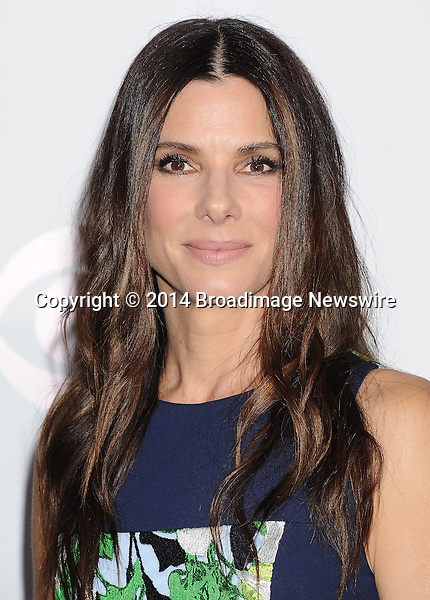 Pictured: Sandra Bullock<br /> Mandatory Credit &copy; Gilbert Flores /Broadimage<br /> 2014 People's Choice Awards <br /> <br /> 1/8/14, Los Angeles, California, United States of America<br /> Reference: 010814_GFLA_BDG_312<br /> <br /> Broadimage Newswire<br /> Los Angeles 1+  (310) 301-1027<br /> New York      1+  (646) 827-9134<br /> sales@broadimage.com<br /> http://www.broadimage.com