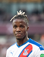 Crystal Palace Wilfried Zaha during the Premier League match between West Ham United and Crystal Palace at the Olympic Park, London, England on 5 October 2019. Photo by Andrew Aleksiejczuk / PRiME Media Images.