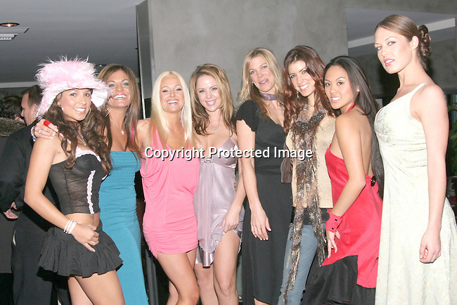 Nikki Zeno, Bridgetta Tomarchio, Katie Lohmann, Mishel Thorpe, Linda Overheu Corinne Saffell, Sheena Mariano  &amp; guest<br />