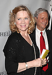 Liv Ullmann & Donald Saunders  attending the Broadway Opening Night Performance of 'The Heiress' at The Walter Kerr Theatre on 11/01/2012 in New York.