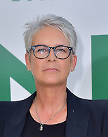 HOLLWOOD, CA - October 09: Jamie Lee Curtis, At Premiere Of National Geographic Documentary Films' 'Jane' At On the Hollywood Bowl In California on October 09, 2017. <br /> CAP/MPIFS<br /> &copy;MPIFS/Capital Pictures