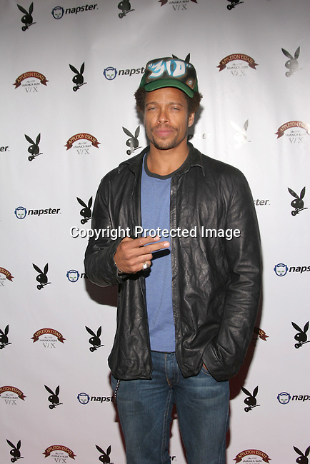 Gary Dourdan<br />