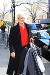 General Hospital's Tony Geary  taped Katie Couric's Talk Show on April 2, 2013 in New York City, New York. Fans came to the show and were outside the studio to greet the actors as they left. (Photo by Sue Coflin/Max Photos)