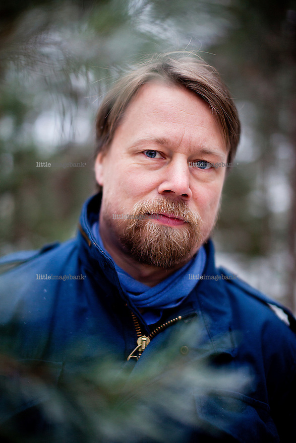 Oslo, Norge, 20.12.2012. Eilev Groven Myhren, nynorsk-oversetter av Hobbiten. Foto: Christopher Olssøn.