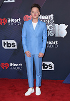 11 March 2018 - Inglewood, California - Connor Maynard. 2018 iHeart Radio Awards held at The Forum. <br /> CAP/ADM/BT<br /> &copy;BT/ADM/Capital Pictures