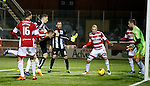 Callum Morris scores for Dunfermline